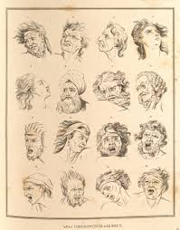 series of sketches showing various angry expression u2026 flickr