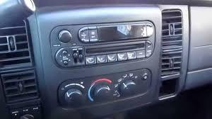 Dodge Dakota Truck Towing Capacity - 2003 dodge dakota slt 4x4 crew cab 4 door pickup v 8 loaded