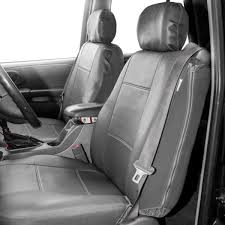 youtube lexus velcro built in seat belt compatible pu leather seat covers gray