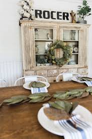 primitive dining room hutch liz marie blog