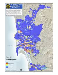 San Diego City Map by Cities Of Villages What San Jose Can Learn From San Diego Spur