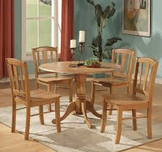 Oval Oak Dining Table East West Furniture Dublin Dining Set The Mine