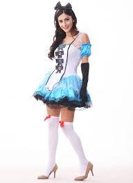 Halloween Costumes Alice Wonderland Alice Wonderland Costume Woman Costume Puff
