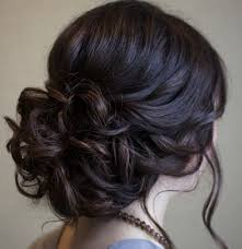 25 trending bridesmaid updo hairstyles ideas on pinterest