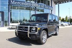 mercedes in seattle used mercedes g class for sale in seattle wa edmunds