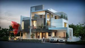 Rajasthani Home Design Plans by Bunglow Design 3d Architectural Rendering Services 3d
