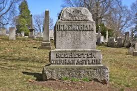 spirit halloween henrietta ny mount hope cemetery tom the backroads traveller