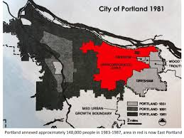City Of Portland Maps by Artist In Residence At The Portland Archives And Records Center