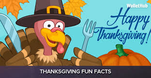 thanksgiving facts wallethub