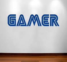 Video Game Home Decor by E Denã U0027â Gamer Retro Sega Style Wall Sticker Large Size Video