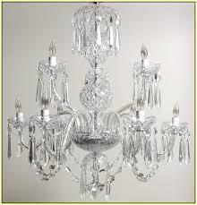 Vintage Crystal Chandeliers Waterford Crystal Chandelier Value Home Design Ideas
