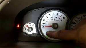 2005 ford escape oil reset youtube