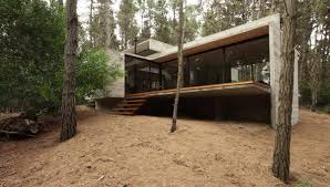 Concrete Home Designs Concrete House In The Woods U2013 Planet Of Home Design And Luxury