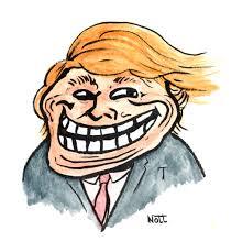 Trollface Meme - donald trump troll face dan nott