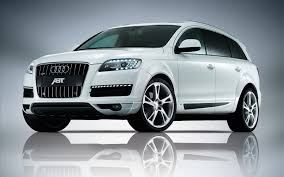 Audi Q7 Suv - audi q7 price modifications pictures moibibiki