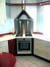meuble cuisine pour plaque de cuisson meuble cuisine four et plaque meuble bas pour four et plaque de