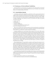section 2 literature review design guidance for high speed to
