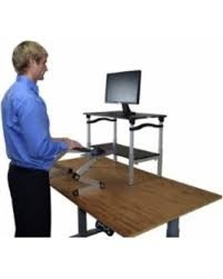 Standing To Sitting Desk Deals On Uncaged Ergonomics Lift Standing Desk