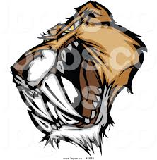 sabre tooth tiger clipart 30