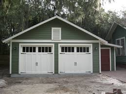 attached 2 car garage plans detached two car garage home design