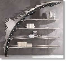 arredo librerie scale in metallo librerie artigianali arredamenti modulari
