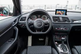Audi Q3 Interior Pictures Car Picker Audi Rs Q3 Interior Images