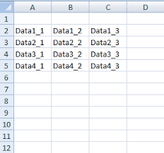 excel vba arrays and ranges vba and vb net tutorials learning