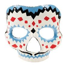 day of the dead masks men s day of the dead mask target