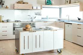 photo cuisine design cuisine furniture kitchen island on wheels for the stylish modern
