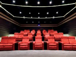 movie theater seating for home high end home theaters pictures options tips u0026 ideas hgtv