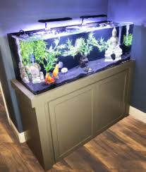 r j enterprises fusion 50 gallon aquarium tank and cabinet r j fusion series acrylic fish tank all in one combo