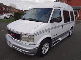 gmc safari 4 3 5dr day camper double electric bed in alvaston