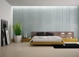 plante verte chambre à coucher chambre déco 50 idées pour une ambiance relax deco