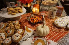 cuisine sermes pumpkin spice mania treats the nash brunettes