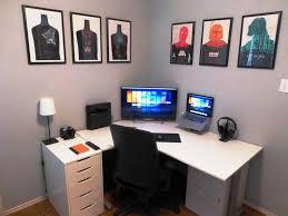 Corner Office Desk Ikea Ikea Micke Desk Black Brubaker Desk Ideas