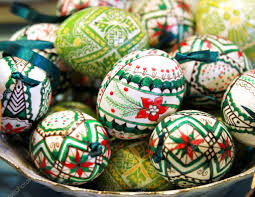 easter eggs for sale background with easter eggs easter eggs as a colorful backgroun