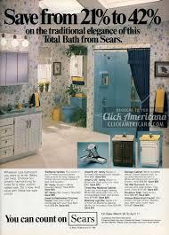 Sears Bathroom Vanity Remodel Your Bathroom With Sears Style 1981 1982 Click Americana