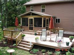 Backyard Porches And Decks by Deck To Screened Porch Conversions Columbus Oh U2013 Columbus Decks
