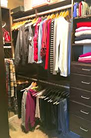 How To Organize Clothes Without A Closet How To Purge Your Closet U0026 Love Your Wardrobe Again
