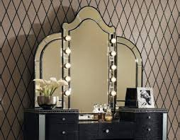 Bedroom Vanity Sets With Lights Pictures Bedroom Vanity Sets With Lighted Mirror Best Also Set