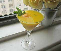 martini mint hungry couple mango martini
