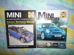 Haynes Mini Workshop Manual 4904 06 13 U0026 New Mini Performance
