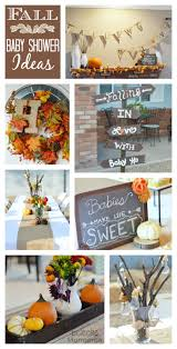 thanksgiving baby shower fall in love with baby shower eclectic momsense