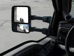Where To Install Blind Spot Mirror 1999 2007 Ford F 350 Super Duty Side Mirror Upgrade