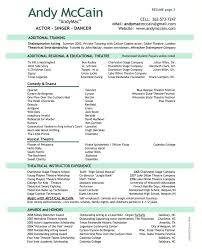Job Application Resume Format by 2 Pages Resume Format Warehouse Specialist Short Notice