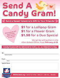 send a gram candy grams for s day heritage elementary schools