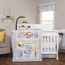 trend lab jungle fun 6 piece crib bedding set u0026 reviews wayfair