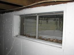 basement window insulation kit basement gallery