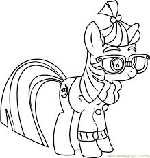 moon dancer coloring page free my little pony friendship is