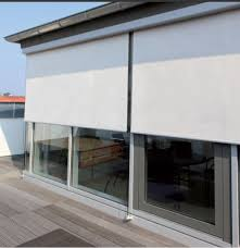 Aluminium Window Awnings Facade And Window Awnings